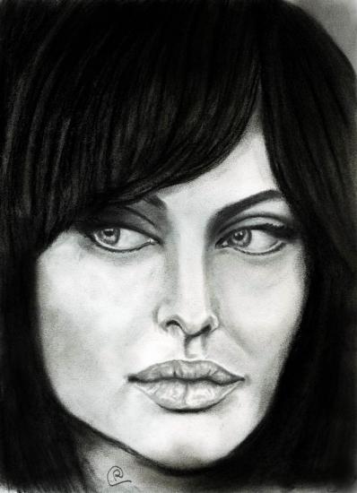 Angelina Jolie par chantal084